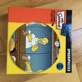Simpson spherical jigsaw