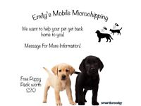 *MOBILE MICROCHIPPING AVAILABLE*