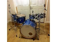 Fully Refurbished DW Collectors Series Drum Kit // Free Local Delivery