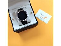 Huawei Smartwatch (Black Leather) - For Sale