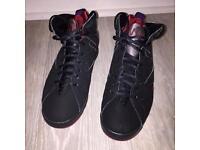 Nike air Jordan 7 raptor trainers UK size 6