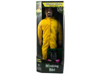 BREAKING BAD TALKING HEISENBERG / WALTER WHITE THE COOK 17 INCH MEZCO ACTION FIGURE / DOLL BRAND NEW