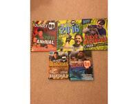 Steve Backshall books. 5 for £3