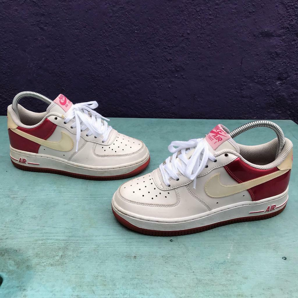 3a2e8db05499 Nike Air Force 1 trainers size 3.5