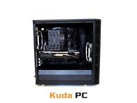 GAMING PC - i7 7700 - 16GB DDR4 - GTX 1070 8GB - 250GB SSD - 1TB HDD - WIN 10 - WARRANTY - KUDA PC