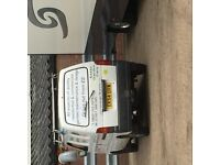 Garden maintenance/landscaping, must b competent with petrol tools, driving licence essential