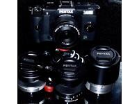Pentax Q7 Premium Edition