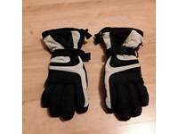 Man's winter cold weather warm gloves size small