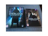 Sherlock dvds