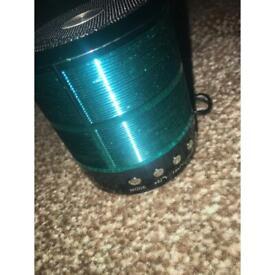 Small portable speaker