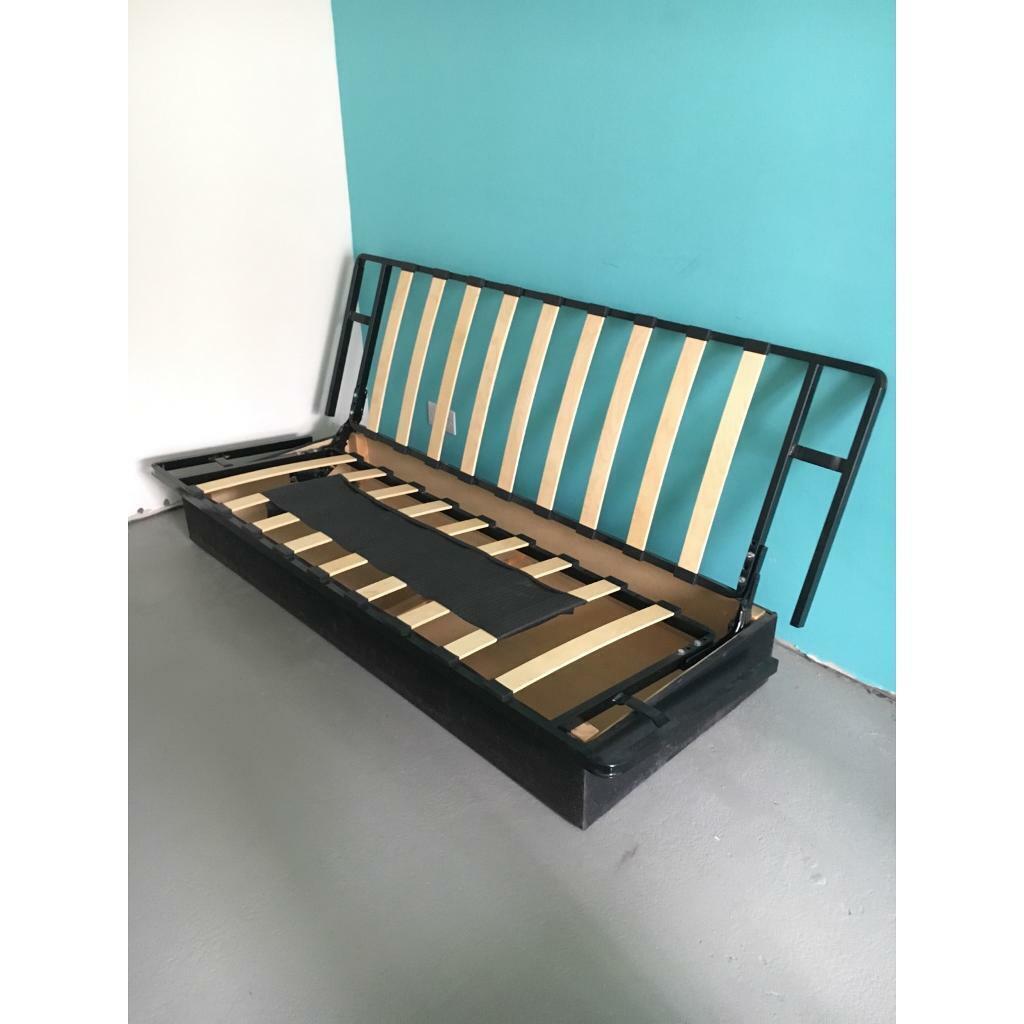 Enjoyable Futon Sofa Bed Base Only In Broadstone Dorset Gumtree Spiritservingveterans Wood Chair Design Ideas Spiritservingveteransorg