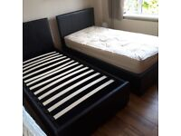 Single Bed with Storage (TWO AVAILABLE)