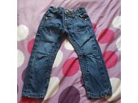 Age 2-3 4 piece trousers bundle
