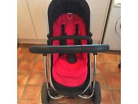 Icandy stroller and Pram excellent condition