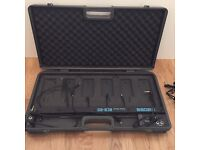 Boss BCB 60 pedal board. Includes all cables.
