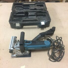 Erbauer biscuit jointer