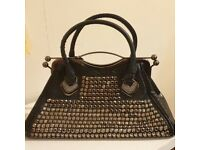 Black Fashion Shoulder Bag