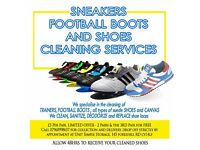 sneakers.football boots and shoes cleaning services