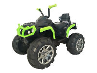 BIG FOOT 12v Child's Electric Ride On ATV Quad