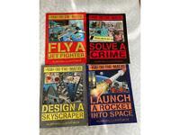 Upper primary maths activity books