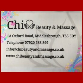 Chi Beauty & Massage - Touch is essential, a vital 'food ' for the body and mind ❤️