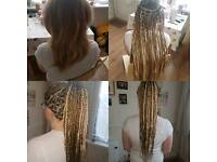 Senegali twists, box braid, cornrows and many more