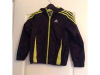 Adidas child's jacket Size 7-8 years