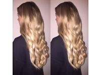Mobile Hair Extensions across the Edinburgh area 💫💫Introductory Offer £250💫💫