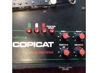 WEM Tape Delay - IC400 Model with Varispeed and Spare Tape loops