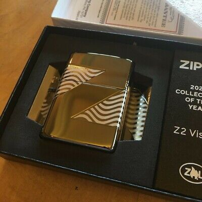 Zippo 49194 Z2 Vision NEW LOGO 2020 COY Collectible Of The Y
