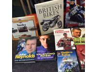 some of the best autobiographies,moter cycle riders