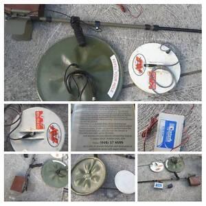 Metal detector Martins Creek Dungog Area Preview