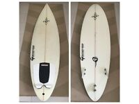 "Local Motion Surfboard 6'6"" x 18 5/8"" x 2 3/8"""