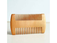 497 x Wooden Sandalwood Beard Combs JOB LOT / FREE Postage