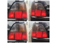 Golf GTI mk2 16v 8v Pair genuine Hella rear lights clusters *great condition*