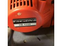cion petrol chainsaw good starter and condition blade could do with a sharpen