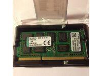 Kingston Technology NOTEBOOK RAM 8GB