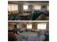 Candy cart, chair covers, DJ, popcorn machine and more ....Litherland party hire