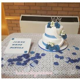 Bespoke cakes and cupcakes for your special occasion