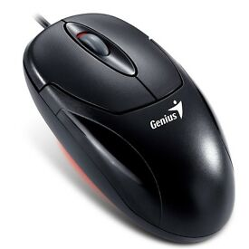 Genius X scroll optical wheel mouse