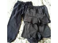 Boys PE shorts and trackies
