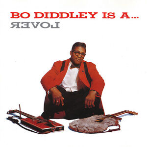 Bo-Diddley-Bo-Diddley-Is-A-Lover-NEW-VINYL-LP
