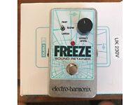Freeze Pedal Electro Harmonix (Near New)