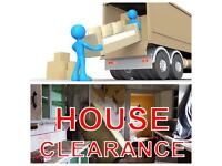 House removals , MAN AND VAN, WASTE CLEARANCE ,OFFICE MOVING