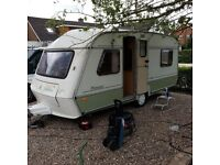ABI Jubilee edition 4 berth touring caravan for sale