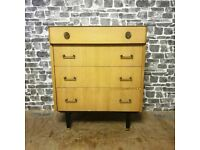 Limelight 1960's Chest of Drawer