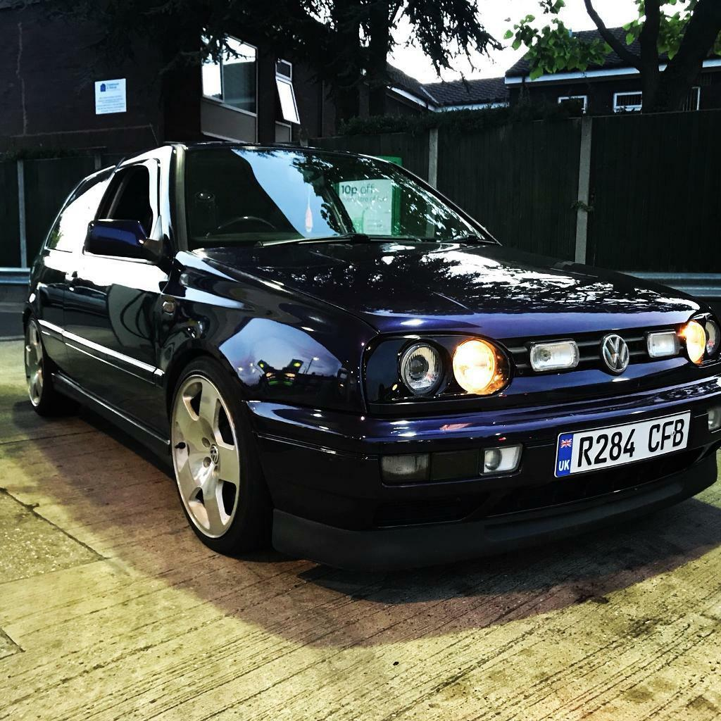Golf Mk3 Vr6 1997 Swap Need Bigger Car In South East London