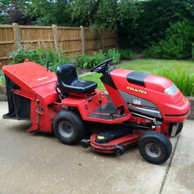 **Tractor lawnmower*Countax/Westwood C600HE*Cutting deck*Powered Grass collecter*Will Deliver*