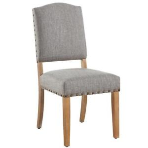 Grey Fabric Side Chair Sale- WO 7746 (BD-2550)