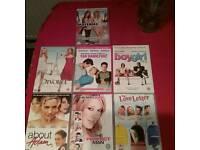 7 chic flicks DVDS
